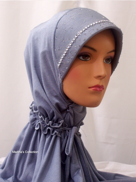 "Jilbab 07 "" SOLD OUT """