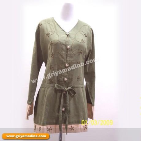 Baju Jihan Ariq Berbis