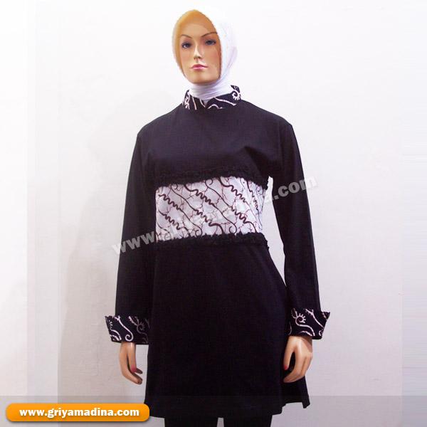 2024.19 Hitam batik uk. M