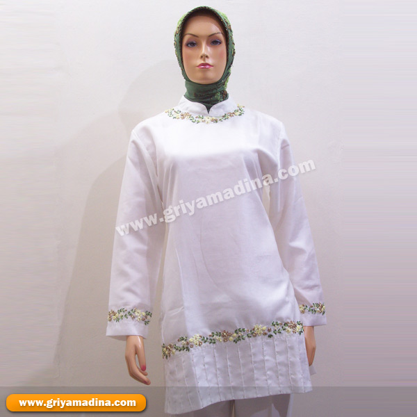 Blus Thai Silk Payet Sulam Pita (202013) – M