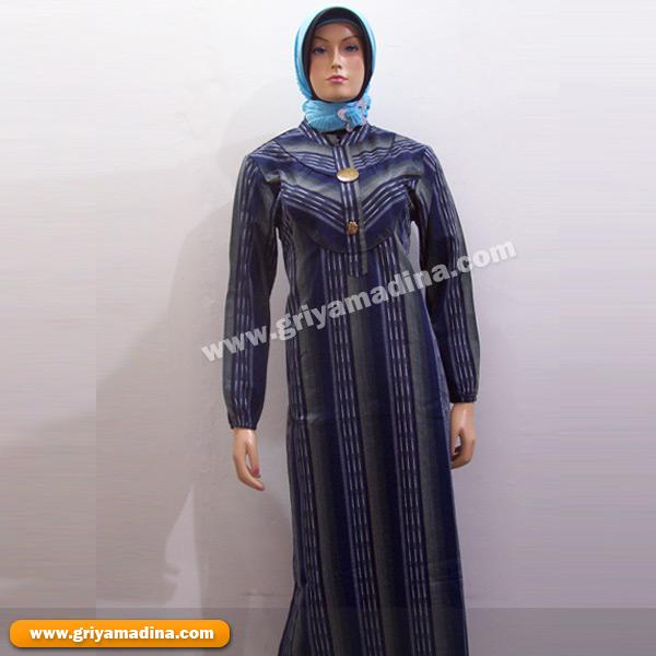 Pin Baju Gamis Modern Pesta Katun Jeans Ajilbabcom Portal