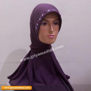 Koleksi Jilbab Spandek Madina Griya Busana Muslim