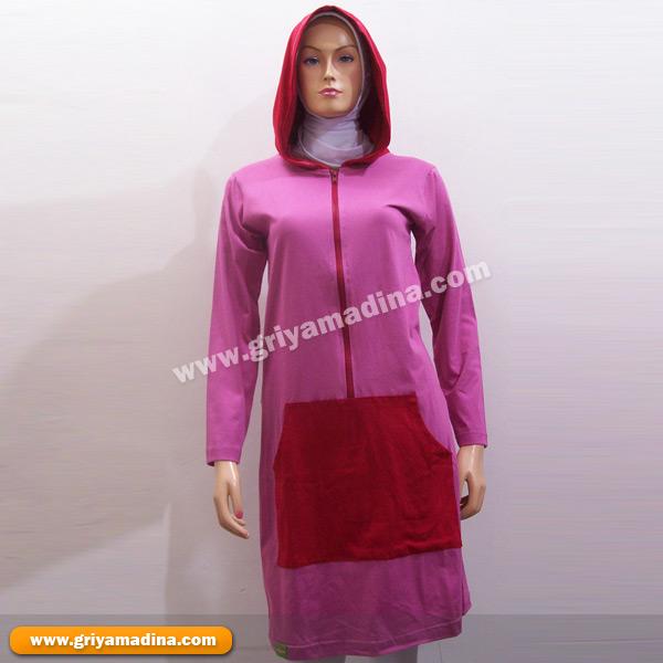 Jumper Pink Uk S Xl Madina Griya Busana Muslim Busana Muslim