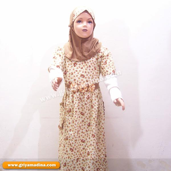 Koleksi Baju Muslim Anak Madina Griya Busana Muslim Busana