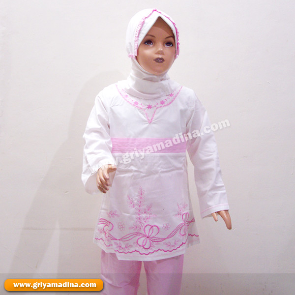 Gamis Remaja Baju Muslim Gamis Modern