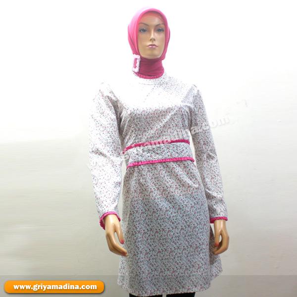 Baju Gamis Terbaru - Model Busana Muslim Pesta Online 2015