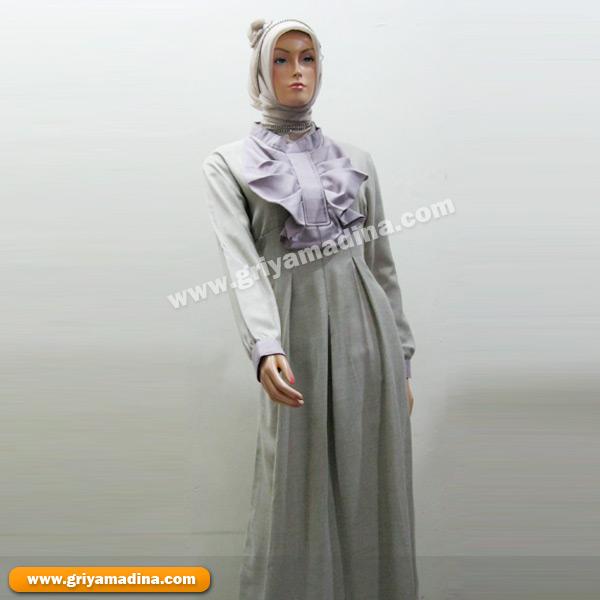 Model Baju Muslim Terbaru Remaja Putri Gamis Cantik