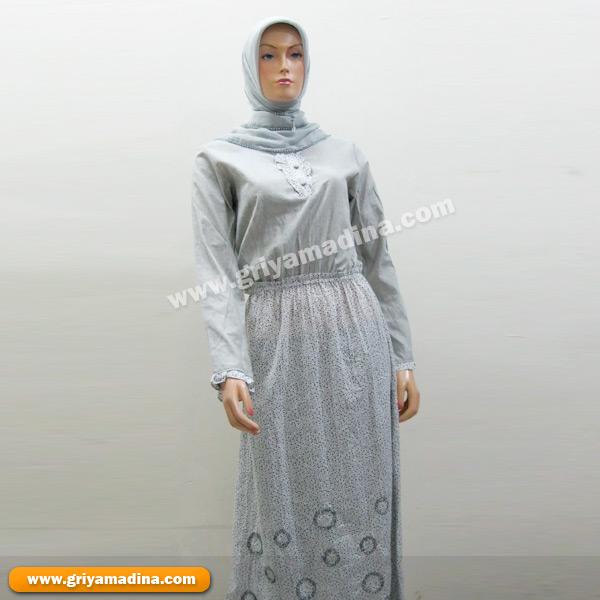 Baju Muslim Busana Muslimah Jilbab Baju Koko Madina