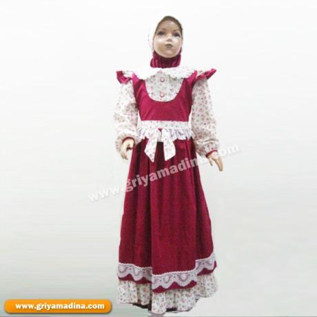 Baju Muslim Anak Perempuan – Koleksi 9