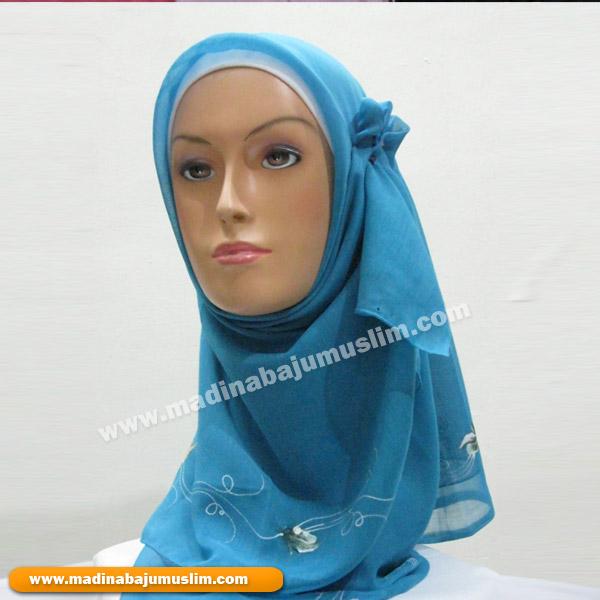Gaun Putih Muslimah 2 Model Baju Pengantin Putih 2 Model Kebaya