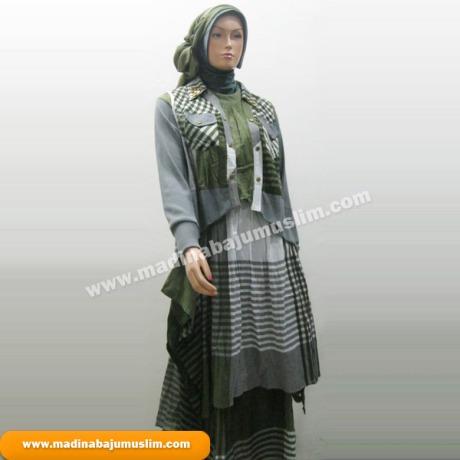 Busana Muslim Baju Muslim Rumah Madina Jilbab Baju | 2016 Car Release ...