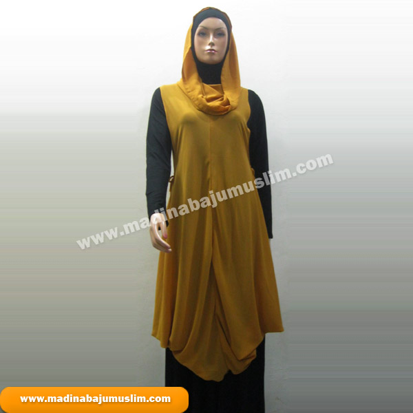 Gamis Koleksi 73 Madina Griya Busana Muslim Busana