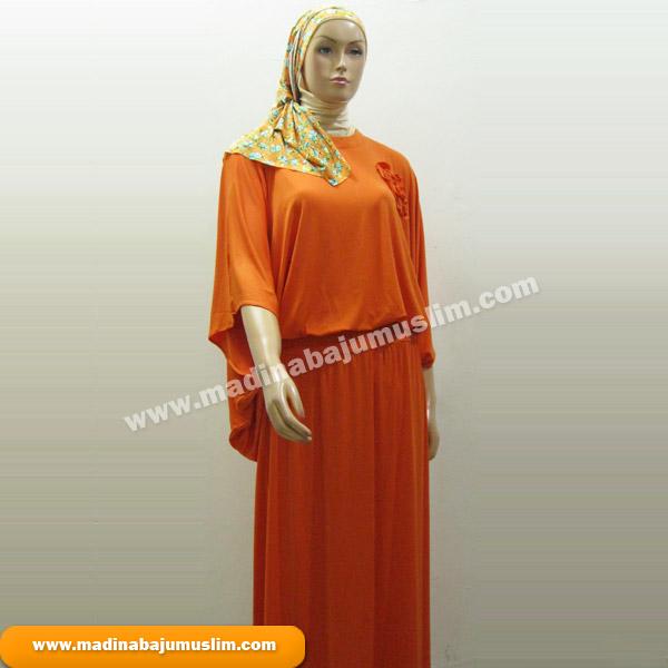 Andra Saputra Baju Wanita Muslim Ukuran Xl
